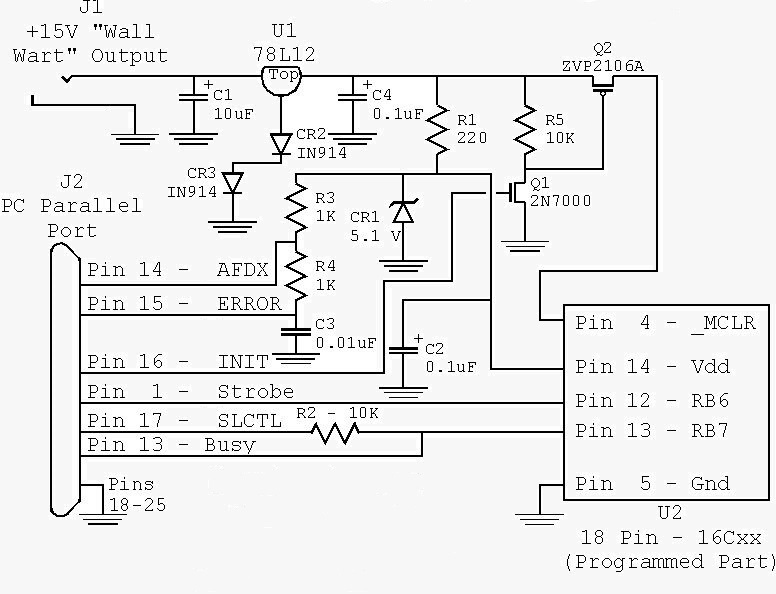programming pic18f