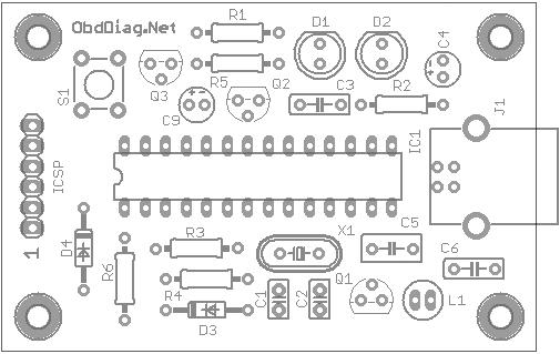 quad 2 circuit diagram pickit 2 circuit diagram programming pic18f